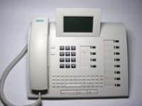 optiset E memory Siemens Hicom HiPath Systemtelefon ref