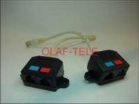 CAT-5 Y-Adapter ISDN/ISDN